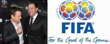 Ben Affleck, Matt Damon y Gavin O'Connor llevarán al cine el escándalo de la FIFA