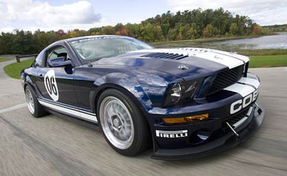 2006 Ford Mustang FR500GT