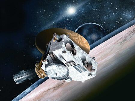 El espacio exterior no es absolutamente negro: la sonda New Horizons deja extrañados a los científicos