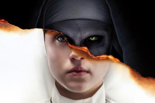 'La monja': un sindiós narrativo que purga sus pecados gracias a un notable diseño de producción