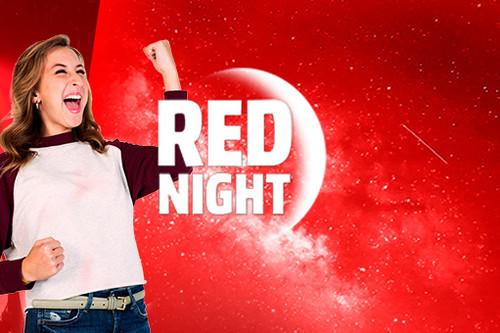 Red Night en MediaMarkt: como cada semana, puntuales a su cita, llegan las mejores ofertas de de la Tienda Roja