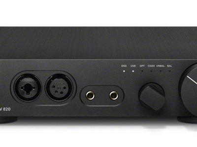 Sennheiser HDV 820, su nuevo amplificador de auriculares y DAC de alta gama no apto para todos los bolsillos