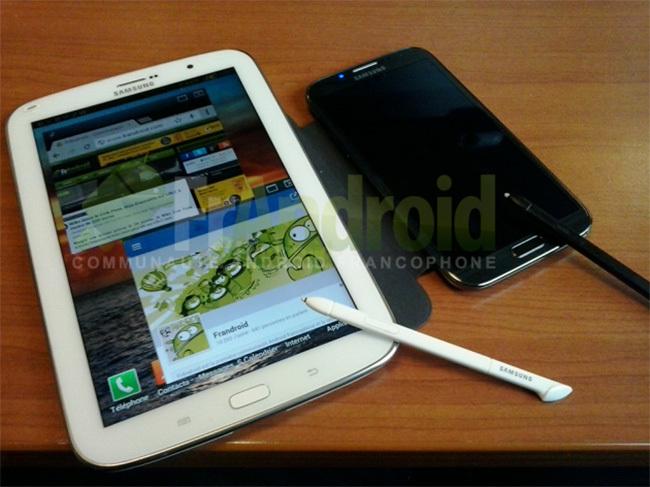 Samsung Galaxy Note 8 más de cerca