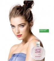 Enamórate con Let's Love de Benetton