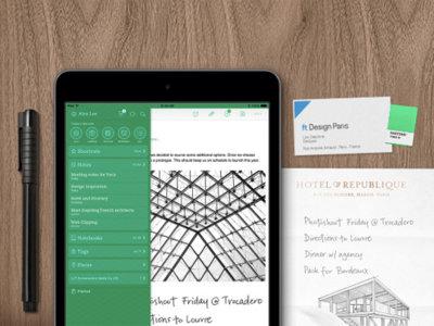 Evernote añade tres nuevos widgets a la pantalla de inicio en su última actualización