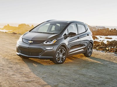LG Chem pronostica más de 30.000 unidades del Chevrolet Bolt vendidas en 2017