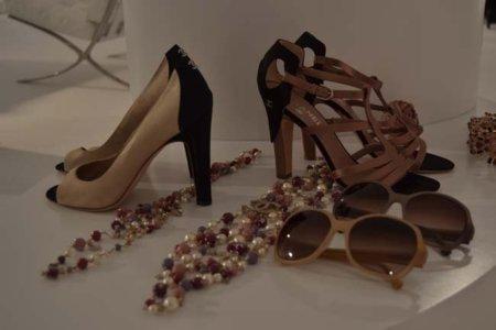 Peep toes Chanel colección Primavera-Verano 2012
