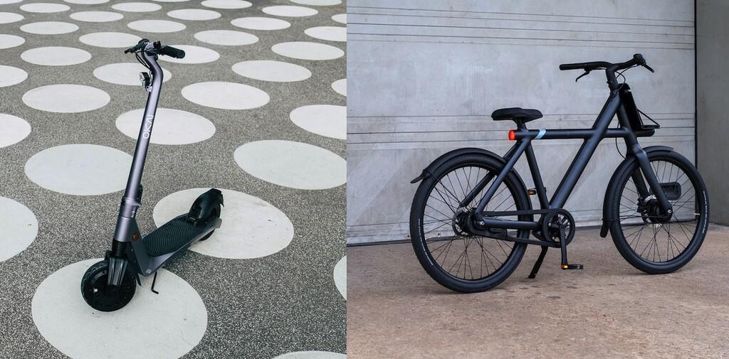 Patinete eléctrico vs. bicicleta eléctrica: ventajas e inconvenientes y cuál es la mejor recomendación en función del uso