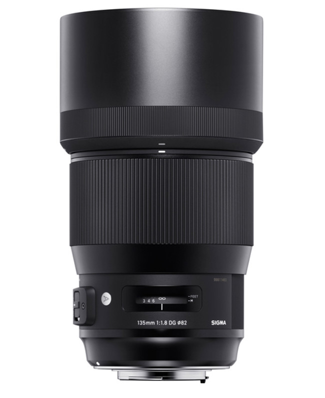 Sigma 135mm F18 Dg Hsm Art 2