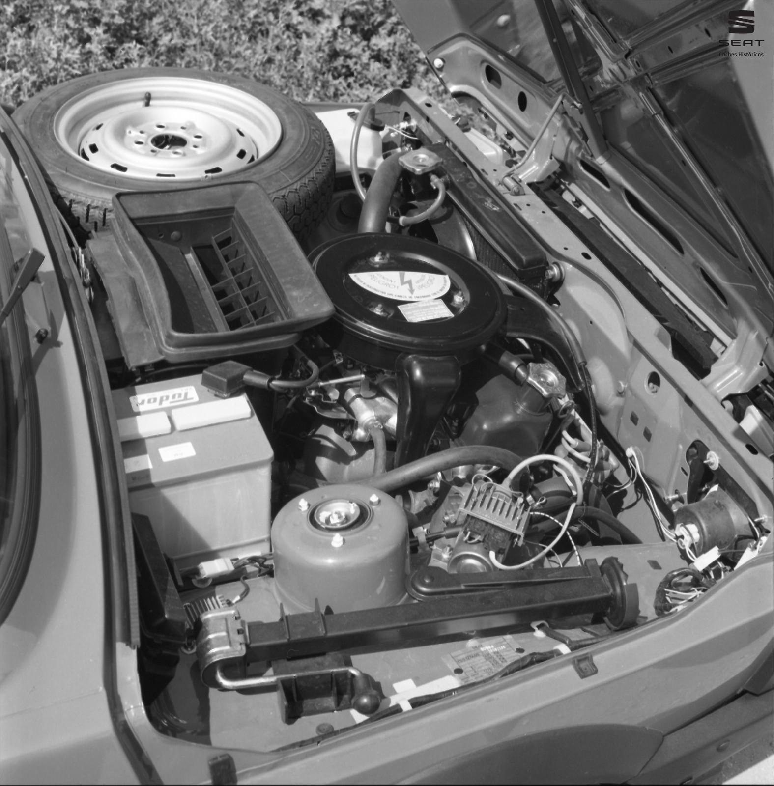 Foto de Motor SEAT 1430 - fotos históricas (49/49)