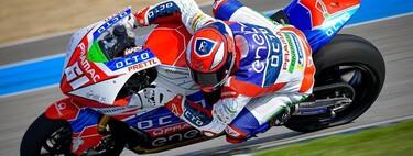 Alessandro Zaccone gana la primera carrera de la temporada de MotoE y Jordi Torres se estrena en el podio