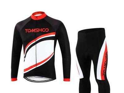 Oferta Flash en Amazon: chaqueta y mallas de ciclismo de Tomshoo por 23,99 euros sólo hoy hasta medianoche