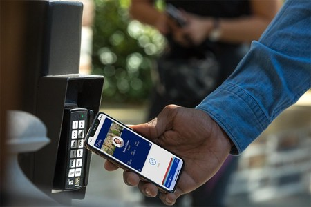 Apple Pay entrada