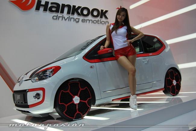 Salón de Frankfurt 2013 - ABT Volkswagen up!