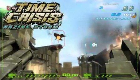 'Time Crisis: Razing Storm' para Move. Tres juegos por el precio de uno [E3 2010]