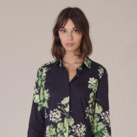 Camisa Tunica Flores