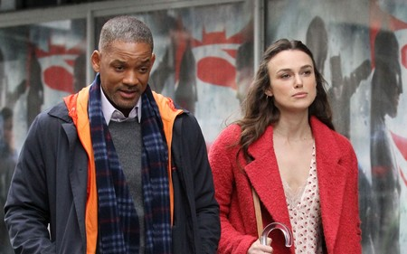Will Smith Keira Knightley Belleza Oculta