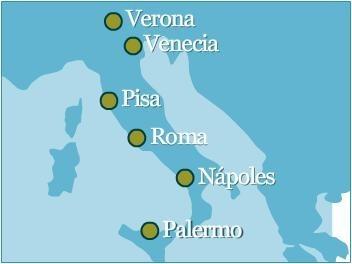 Clickair: Nuevos destinos a Italia