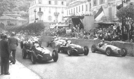 GP de Mónaco 1950: el instinto de los campeones como Juan Manuel Fangio