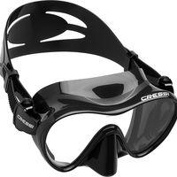 328ae32208aae Sumérgete en este descuento del 50% en las gafas de buceo sin marco Cressi  F1