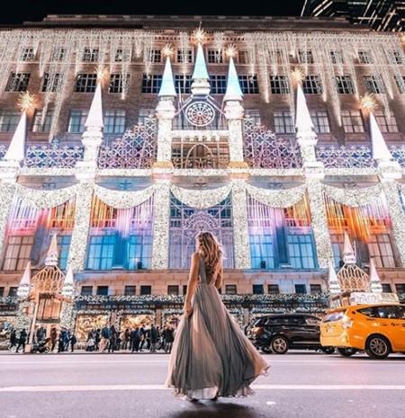Nueva York se viste de Navidad... y estos son los escaparates más espectaculares que hemos encontrado en sus calles