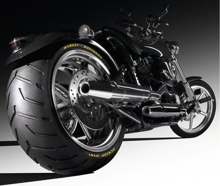 Nuevo Dunlop D407T trasero para los modelos touring de Harley Davidson