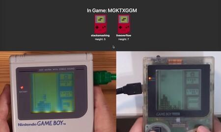 Nintendo Game Boy Multijugador