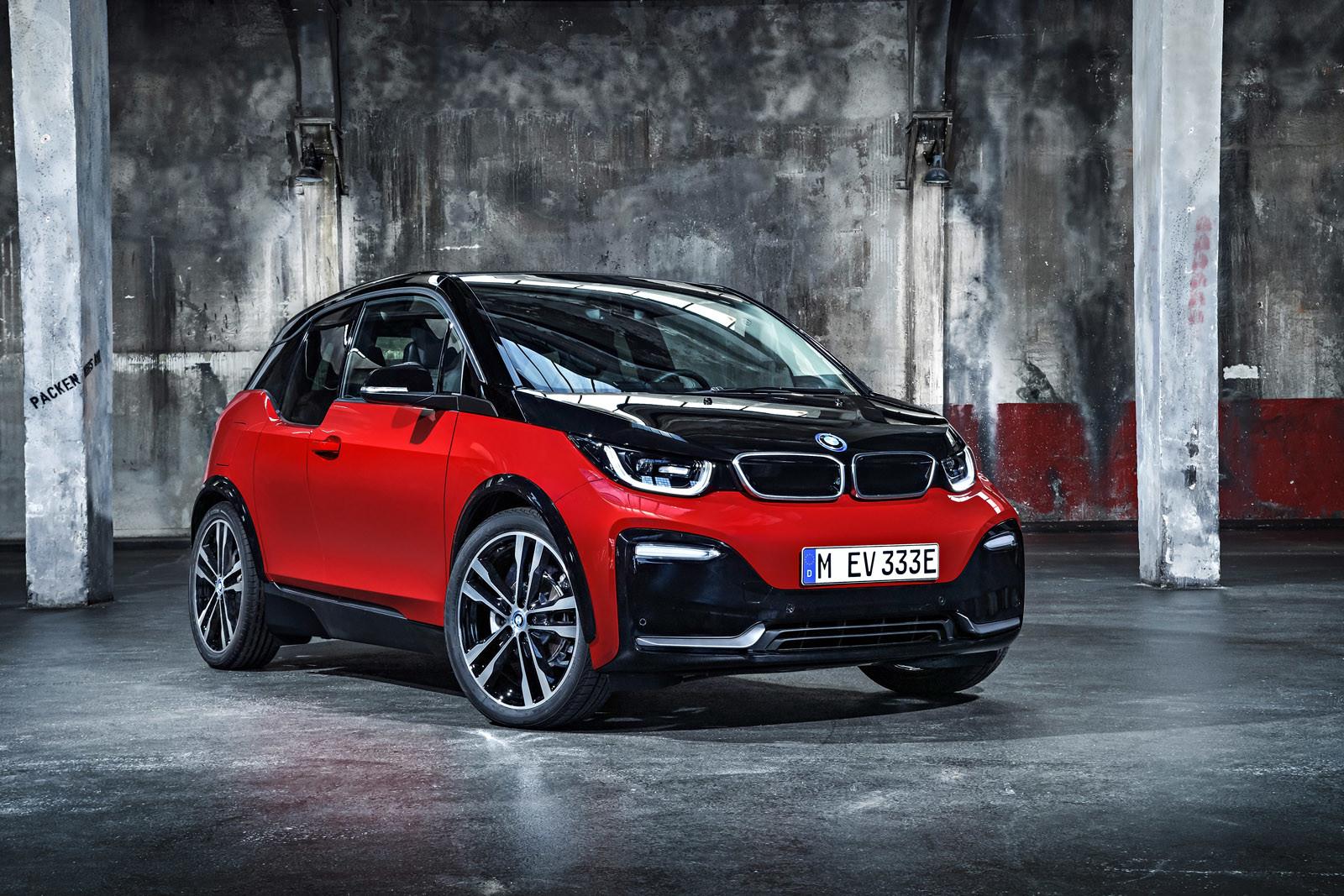 Foto de BMW i3 y i3s 2018 (89/139)