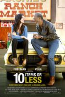 Trailer de '10 Items or Less' con Morgan Freeman y Paz Vega