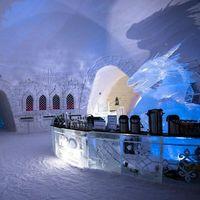 Un mundo de hielo y nieve, así es este hotel inspirado en 'Juego de Tronos'