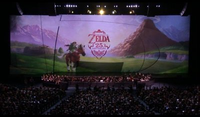 E3 2011: Vídeo del homenaje a 'The Legend of Zelda' que abrió la conferencia de Nintendo