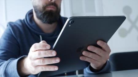 FaceID en el iPad Pro