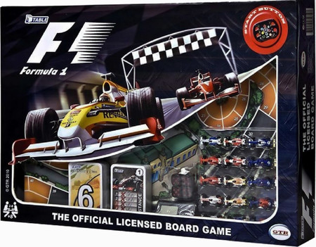 Formula 1 The Official Licensed Board Game