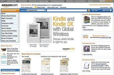 Tratamiento fiscal de las ventas on line: el caso de Amazon