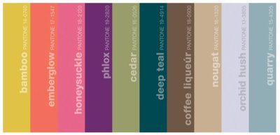 ¿Cuáles serán los colores del Otoño-Invierno 2011 según los gurús?