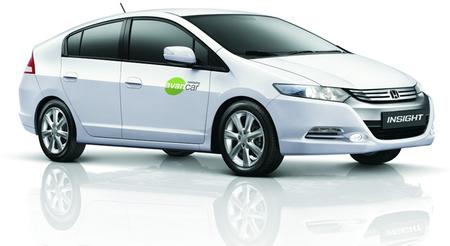 Avancar Carsharing Honda