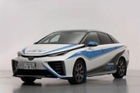 El Toyota FCV se va de rallyes