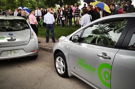 Communauto: en Montreal ya comparten coches eléctricos