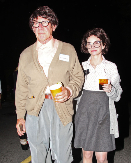 Y el mejor disfraz de Halloween entre los famosos fue para... ¡sorpresa!