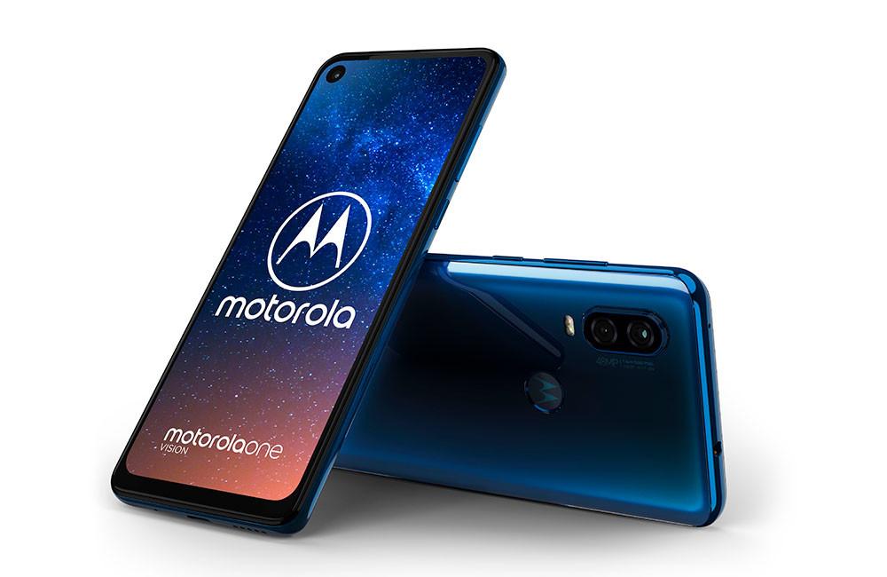 Motorola One Vision: más diagonal y pantalla perforada para una segunda generación con cerebro Samsung