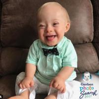 Niños con Síndrome de Down en la publicidad: Lucas es la nueva imagen de una marca de alimentación infantil