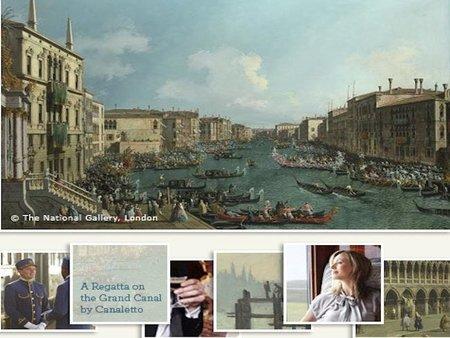 """""""El arte de viajar"""", juntos Orient-Express y la National Gallery de Londres"""