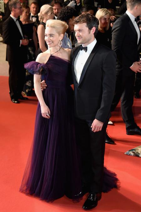 Alden Ehrenreich Solo A Star Wars Story Cannes Premiere 2018 Red Carpet