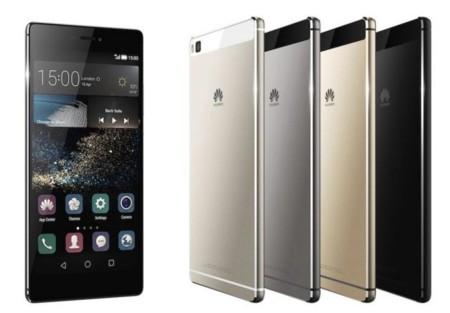 75cefdd0ae4 Huawei P8, comparativa: así queda la gama alta Android con el nuevo buque  insignia de Huawei