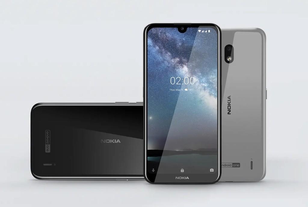 Nokia 2.2: la gamme d