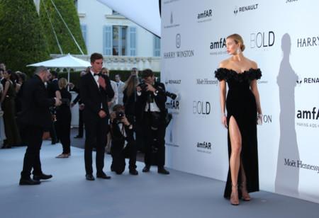 Nadie se quiere perder la Gala amFAR en el Festival de Cannes. La alfombra roja al completo