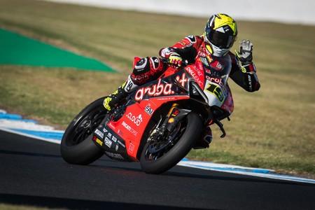 Alvaro Bautista Debut Superbikes