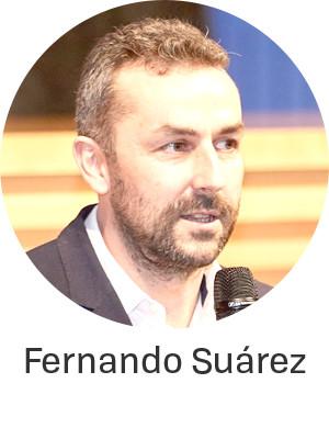 Fernando Suarez