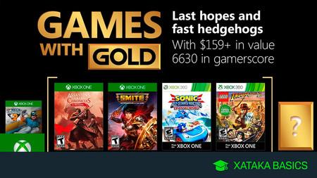 Juegos Xbox Gold Gratis Para Xbox One Y 360 De Junio 2018