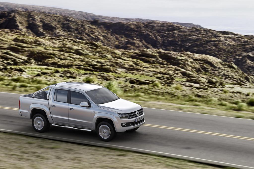 Foto de Volkswagen Amarok (10/12)